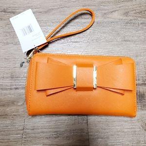 NEW 🌼Betsey Johnson clutch/wallet/wristlet